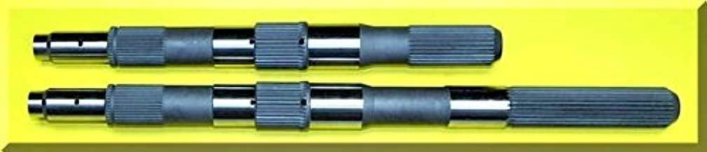 300M Output Shaft for the 2WD 4L60E Transmissions & C5 Corvette