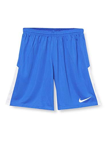 Nike Herren Sport Shorts M NK Dry LGE Knit II Short NB, royal Blue/White/White, L, BV6852