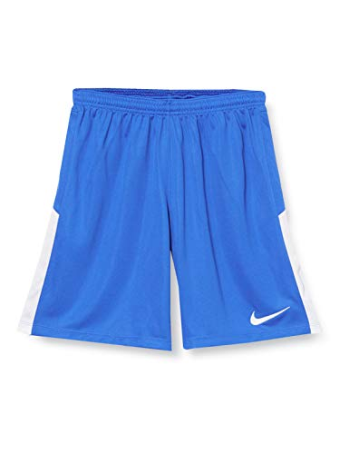 NIKE M Nk Dry Lge Knit II Short NB Pantalones Cortos de Deporte, Hombre, Royal Blue/White/White, L