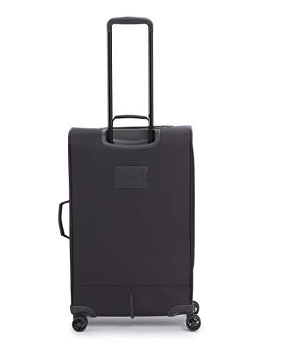 Calvin Klein Expandable Softside Luggage with TSA Lock