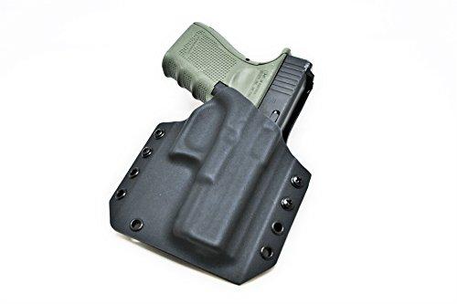Code 4 Defense Kydex Holster for Glock 19- Outside The...