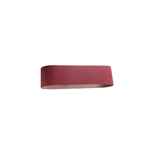 Sidamo - 3 bandes abrasives sans fin 40 x 303 mm Gr 120 Corindon - 10950039 - Sidamo