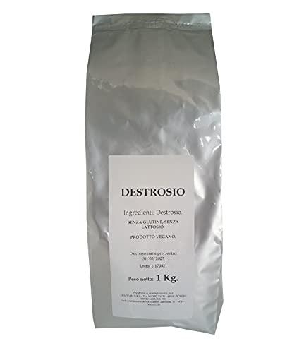 Destrosio in polvere - confezione da 1kg