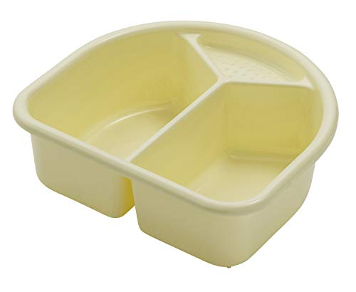 Rotho Babydesign Bassine, 4 L, À partir de 0 mois, TOP, Yellow Delight (Jaune), 20006 0290