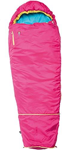 Grüezi-Bag Grow Colorful Sleeping Bag Kinder Rose 2020 Schlafsack