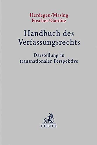 Handbuch des Verfassungsrechts