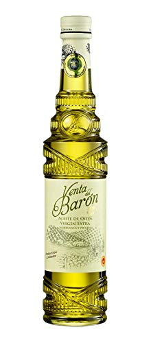GreenBites - Venta del Barón - l'huile des olives 500 ML - nouvelle récolte 2019/2020