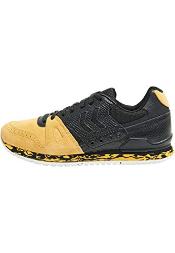 hummel Unisex Erwachsene MARATHONA Black Adder Sneaker