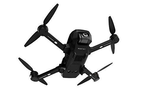 Yuneec Mantis Q X-Pack YUNMQBUS Drone, 3 Batteries, Shoulder Bag, Remote