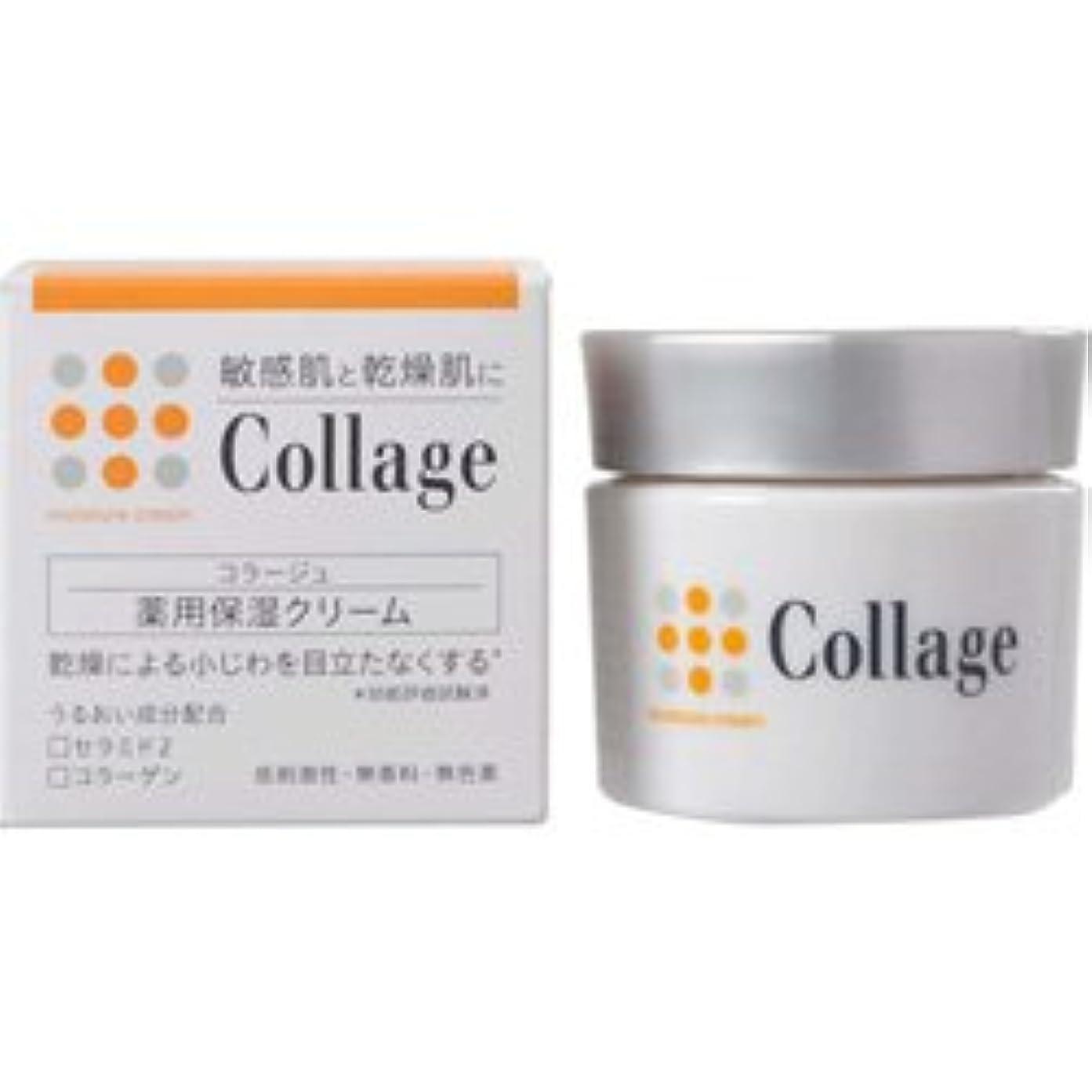 蒸気勝つ費やす【持田ヘルスケア】 コラージュ薬用保湿クリーム 30g (医薬部外品) ×10個セット