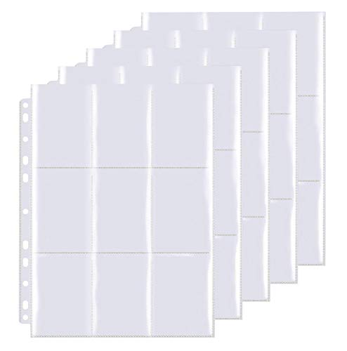 Pochettes pour Cartes,540 Pochettes pour Cartes, Portefeuil