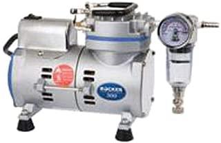 RESTEK 27447 Rocker 300 Vacuum Pump, 25 L/min Flow Capacity, DC Power