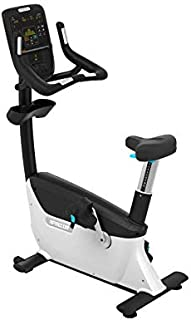 Precor UBK 835 Commercial Upright Bike - Black with P31 Console