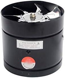 DZX Ventilador Extractor de Pared, 8 Pulgadas, Cocina, Inodoro, Ventilador de Escape, Rejilla, Tubo de 8