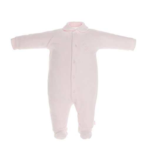 Cambrass Unisex - Baby Body 14334, Gr. 56, Pink (pink)