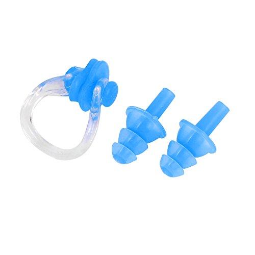 Wassersport Schwimmen weichem Silikon Schwimmen Nasenklammer Ohrenstöpsel de