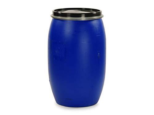 asup Kunststoff-Fass 220 Liter mit Deckel