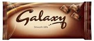 Galaxy Big Value 390g - Pack of 6