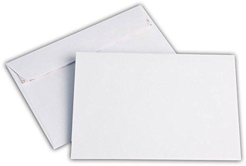 Elco Premium 30736 Briefumschläge/hoch - weiss / 125 x 176 mm (B 6) / mit Abziehstreifen/haftklebend / 500 Stück
