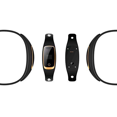 CQ EIN Pet Tracker GPS Großer Hund Halsband Wasserdicht USB-Aufladung,Black