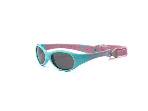 Real Kids Shades Explorer Sunglasses for Baby, Toddler, Kid - 100% UVA UVB...