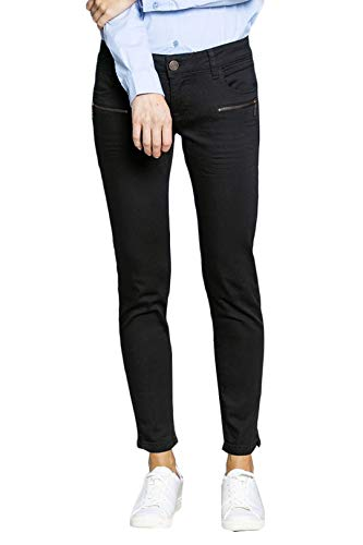 BlueFire Damen Jeans Alicia Skinny Fit Black (85) 30/28