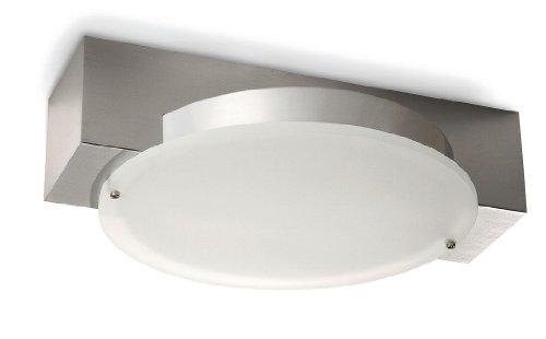 Philips Ecomoods Plafonnier Lampes de Plafond 2 x 11 W 230 V Aluminium
