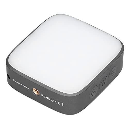 Semiter Linterna de Banco de energía F5, Alta confiabilidad Conveniente para Usar Linterna de energía USB F5 para Exteriores para la Familia