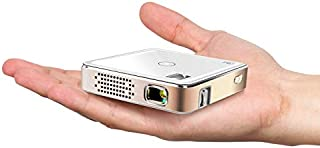 Kodak Ultra Mini Portable Projector - HD 1080p Support LED DLP Rechargeable Pico Projector - 100