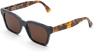 Retro Super Future - Retrosuperfuture Gafas de sol 8BA América Azules de la habana azul marrón tamaño de 52 mm de gafas de sol unisex