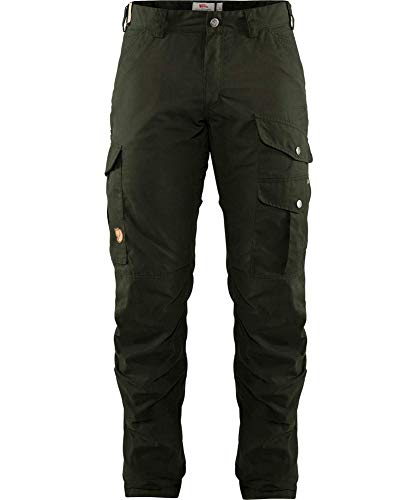 Fjallraven Herren Sport Trousers Barents Pro Hunting Trousers M, Deep Forest, 48, 90222
