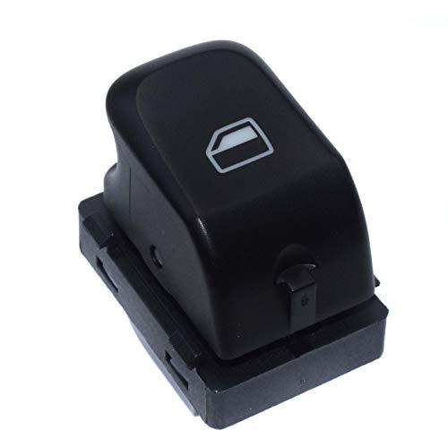 eGang Auto Bouton de Commutation de vitre électrique Avant Droit 8K0959855A pour Audis A4 / S4 A5 / S5 Q5 07 08 09 10 11 12 13 14