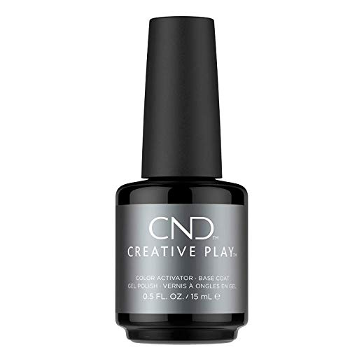 CND Creative Play Gel Base Activator - Base de color (15 ml)