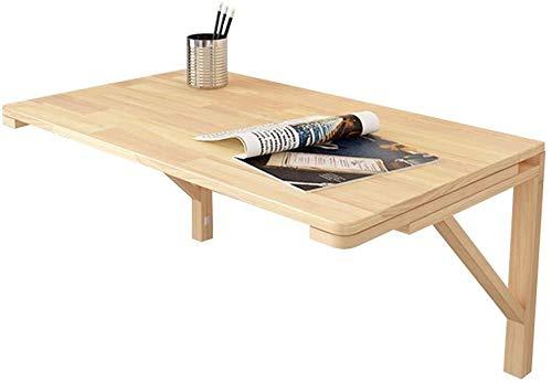 Mesa de centro Madera mesa plegable mesa de comedor pequeño apartamento ideas de almacenaje de la cocina de pared mesa de escritorio de la computadora de escritorio plegable Variedad Tablas de café pe