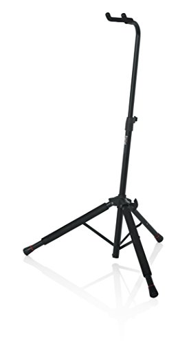 Gator Frameworks Hanging Single Guitar Stand; Holds Electric or...