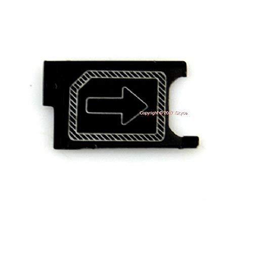 Rack Schublade SIM-Karte Original für Sony Xperia Z3/Z3Dual SIM/Z3Compact/Z5Compact für die Modelle D5803/D5833/D6603/D6643/D6653/d6633/e5803/e5823