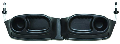 BOB Gear Snack Tray for Duallie Jogging Strollers, Black