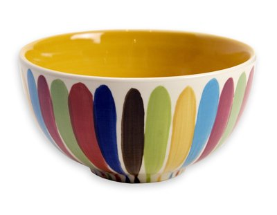 "Gail Pittman Tango 6"" Soup Cereal Bowl -  Gail Pittman Designs"