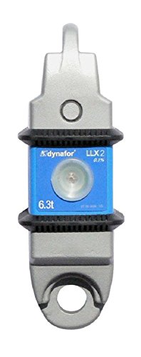 Best Bargain Tractel 108139 Dynafor LLX2 Digital Load Indicator with LCD Remote Display, 7000-Pound ...