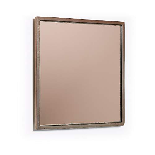 Kave Home spiegel van koper