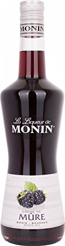 Monin Liquorice Creme Liqueur - 700 ml