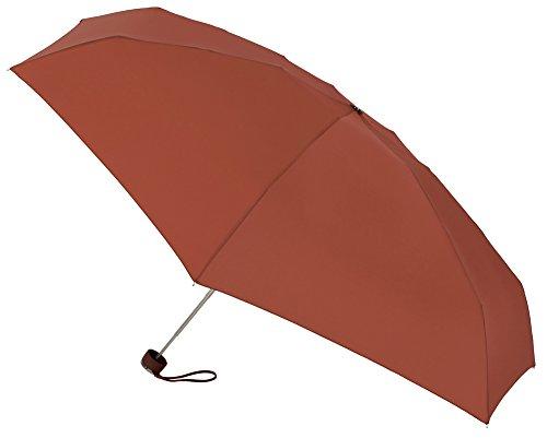 Ligero, Compacto, Plegable, antiviento, protección Solar y Acabado Teflón. Este Paraguas Vogue Ofrece Todas Estas ventajas. (Rojo Caldera)