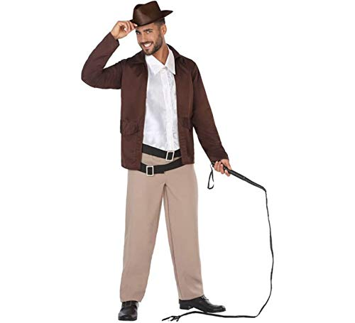 ATOSA disfraz aventurero hombre adulto XL