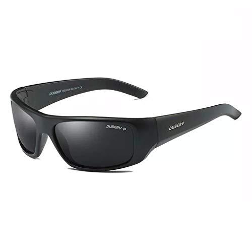 Gafas de Sol Deportivas for Hombre/Mujer, HD 100% UV400...