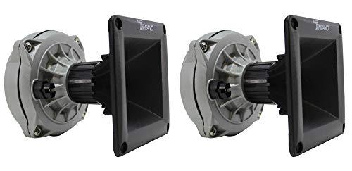 "2 x Timpano Combo 300W 8 Ohm 1"" Compression Driver D250X + Twist On Horn H1125"