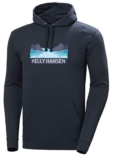 Helly Hansen Nord Graphic Pull Over Hoodie - Suéter con Capucha Hombre