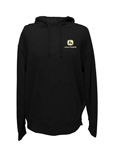 John Deere This is John Deere Country Sweat à Capuche - Noir - Large