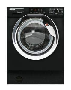Hoover HBWM916DCB 9KG 1600RPM Built in Washing Machine- Black