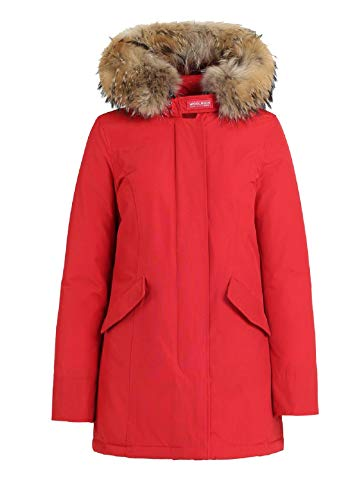 Woolrich W's Artic Parka FR RED French KISS