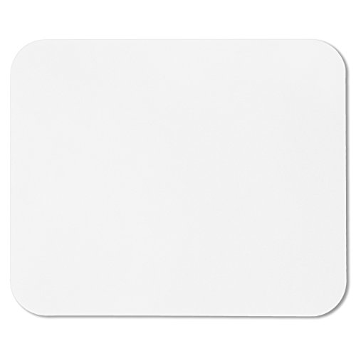 Quality Selection Standard Mouse Pad White